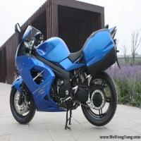 07款 凯旋1050  原装  蓝色