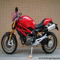 现货销售 2009年 DUCATI  MONSTER  1100/S
