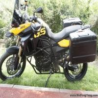 【代友出售宝马越野】代友出售BMW越野拉力车F800GS带两箱