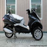 【全新意大利踏板】2012年全新意大利豪华绵羊三轮Piaggio MP3-300IE