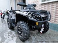 【全新庞巴迪ATV】2012年CAN-AM四轮全地形车迷彩版Outlander™开拓者XT 1000