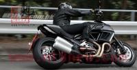 2011杜卡迪大魔鬼 DIAVEL-Carbon版 碳纤维ABS版 转运碣石中