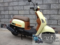 现货出售 10年雅马哈YAMAHA酷喜CUXI-100 特仕車