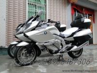 【全新宝马巡航】2012年全新宝马最新款直列六缸休旅巡航跑车白银色K1600GTL