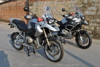 2012 款 最佳耐力车宝马全新 BMW R1200GS 银色 标准版 青岛平安车行 2012.12 现货