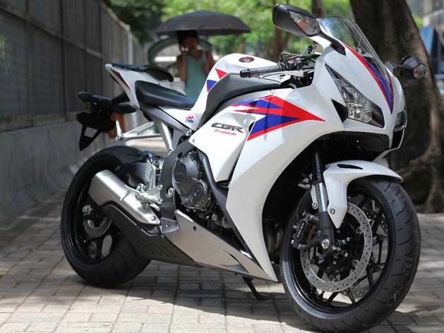 款本田CBR1000RR摩托车图片1