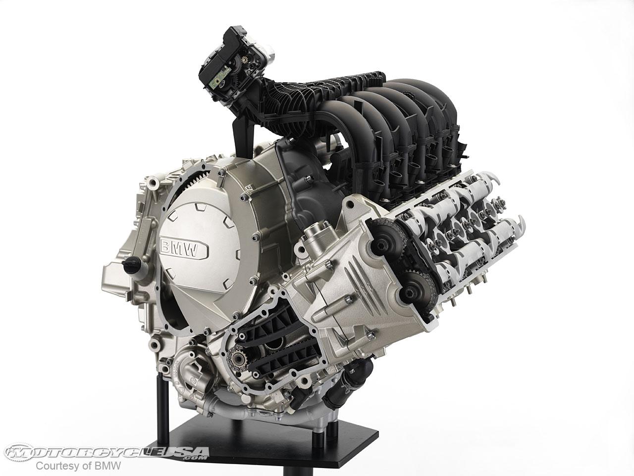 款宝马K1600GT摩托车图片3