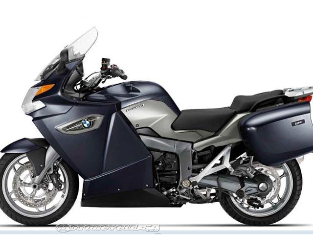 款宝马HP2 Megamoto摩托车图片4