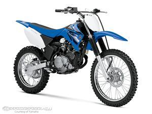 雅马哈TT-R125LE摩托车