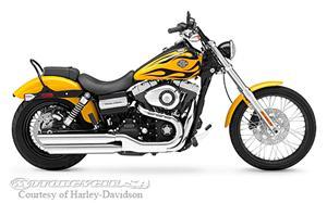 哈雷戴维森Dyna Wide Glide - FXDWG摩托车