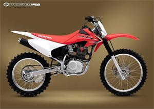 本田CRF230F摩托车