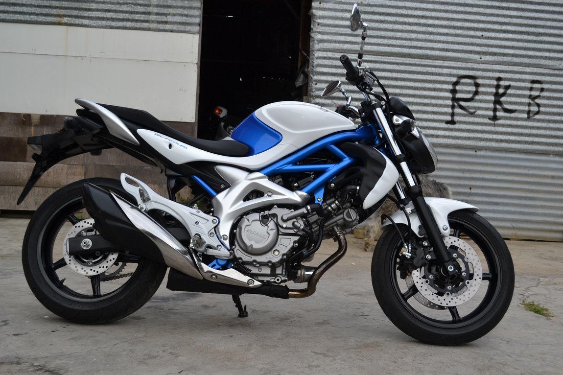 铃木sv650s摩托车二手转让