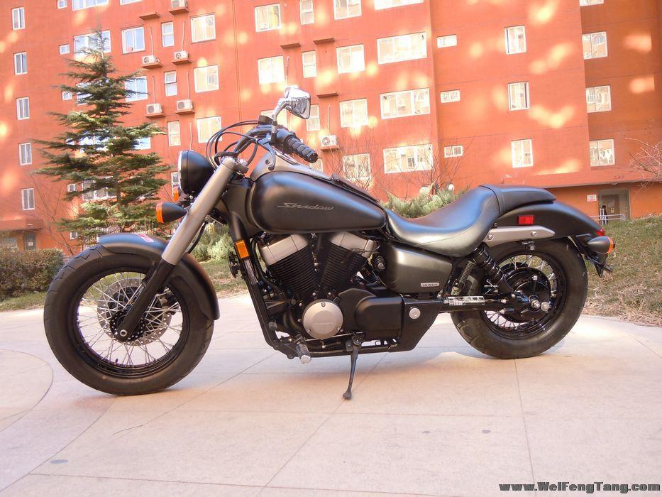 2012年美版本田沙都750【车已售出】 Shadow 750 Aero图片 3