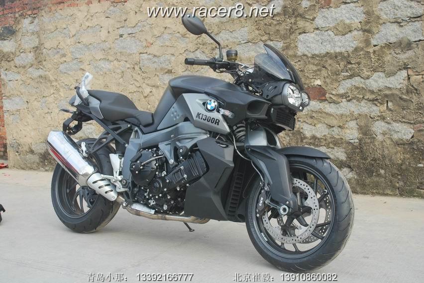 款宝马K1300R摩托车图片3