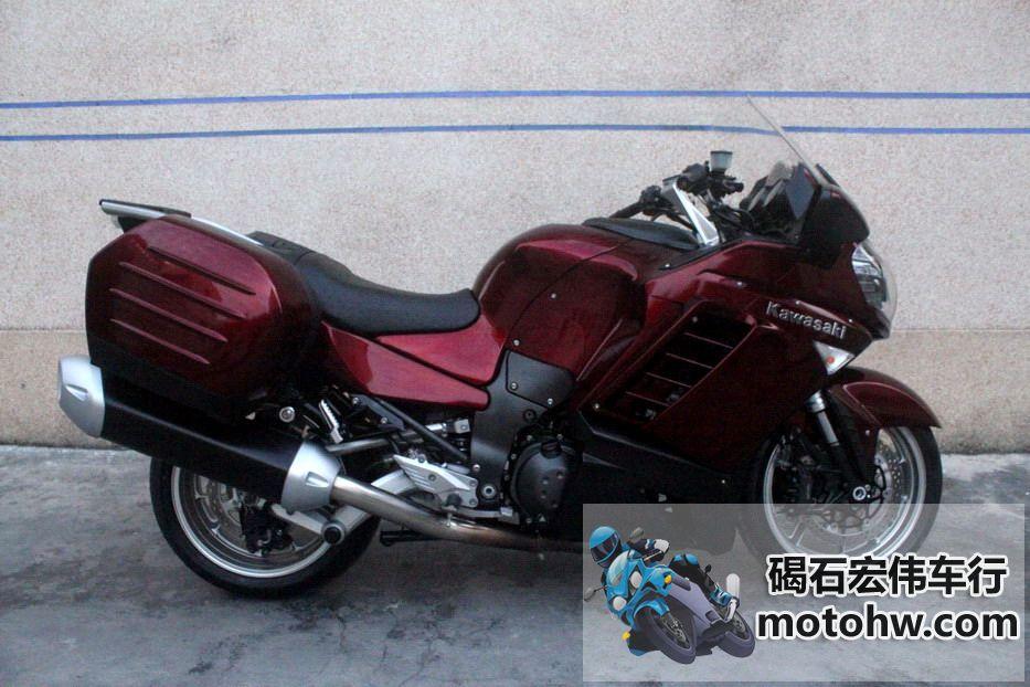 现货出售 09款川崎GTR-1400 GTR1400图片 3