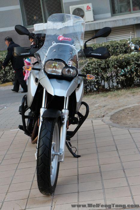 2010款宝马F650GS摩托车 现货销售 黑白 成色新 先到先得 F650GS图片 3