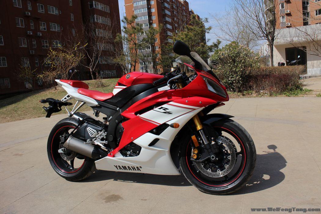 出售2007款雅马哈YZF-R6红白少有的红坐 图片 1