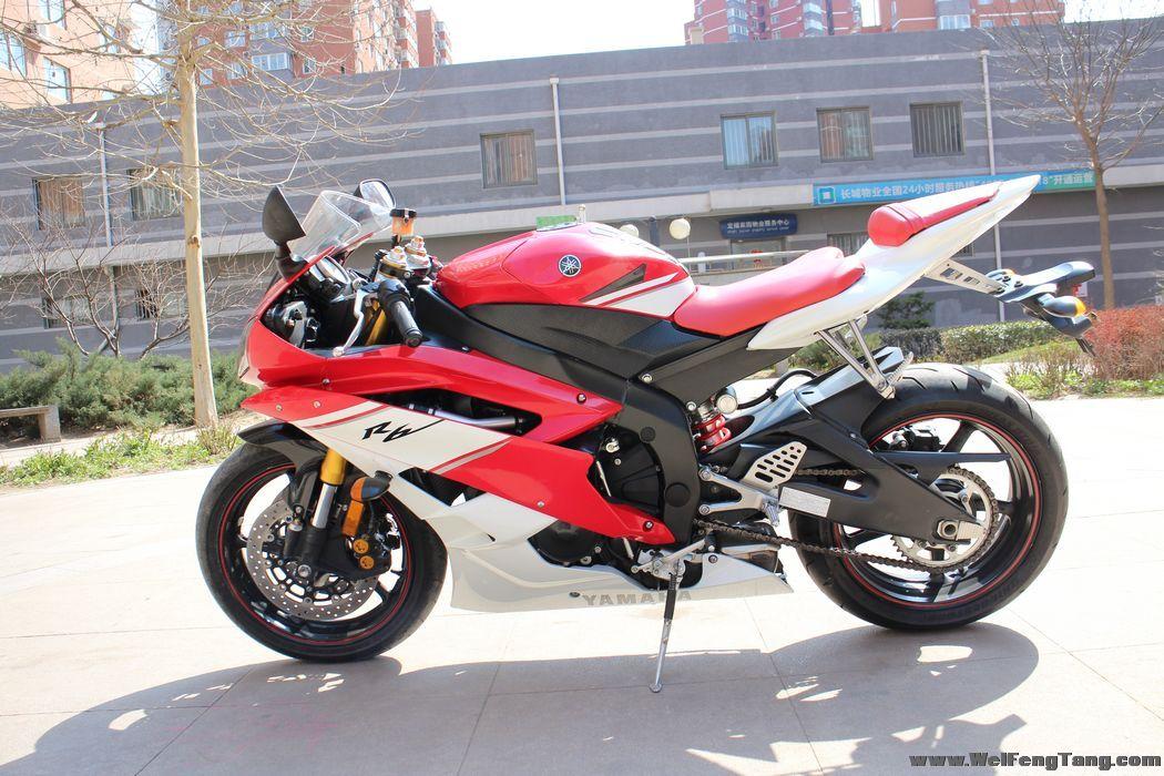 出售2007款雅马哈YZF-R6红白少有的红坐 YZF-R6图片 2