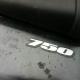 新到2008款铃木GSX750 铃木K8 黑色车况佳1