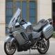 新到2008川崎GTR1400 蓝灰色 不到三千公里0