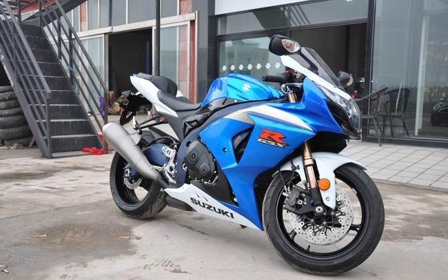 款铃木GSX-R1000摩托车图片1