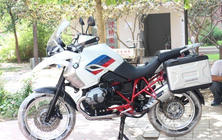 新到全新2012款宝马R1200GS纪念版 ,原装边箱 R1200GS图片 3