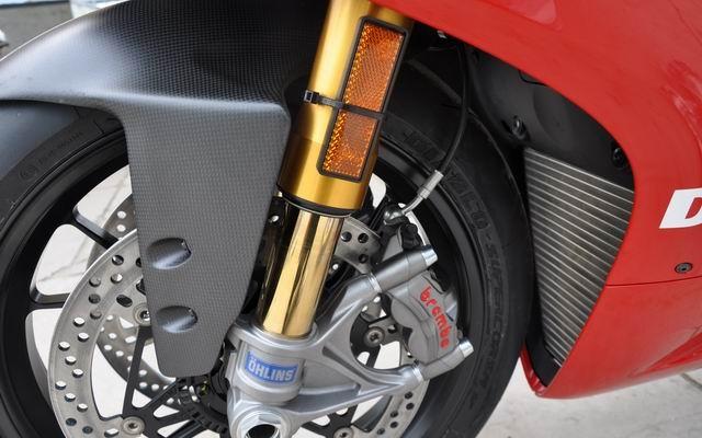 款杜卡迪1199摩托车图片3