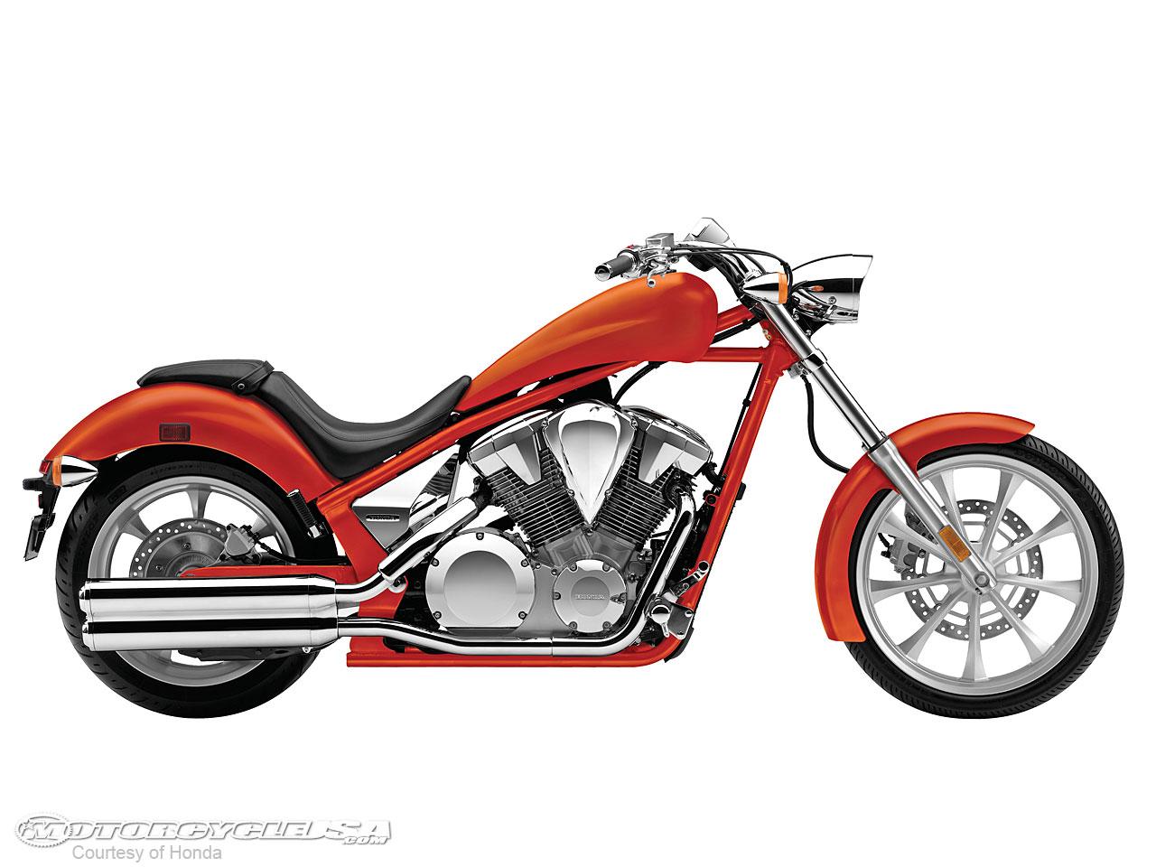 【图】2011款本田shadow Rs摩托车图片大全 机车网