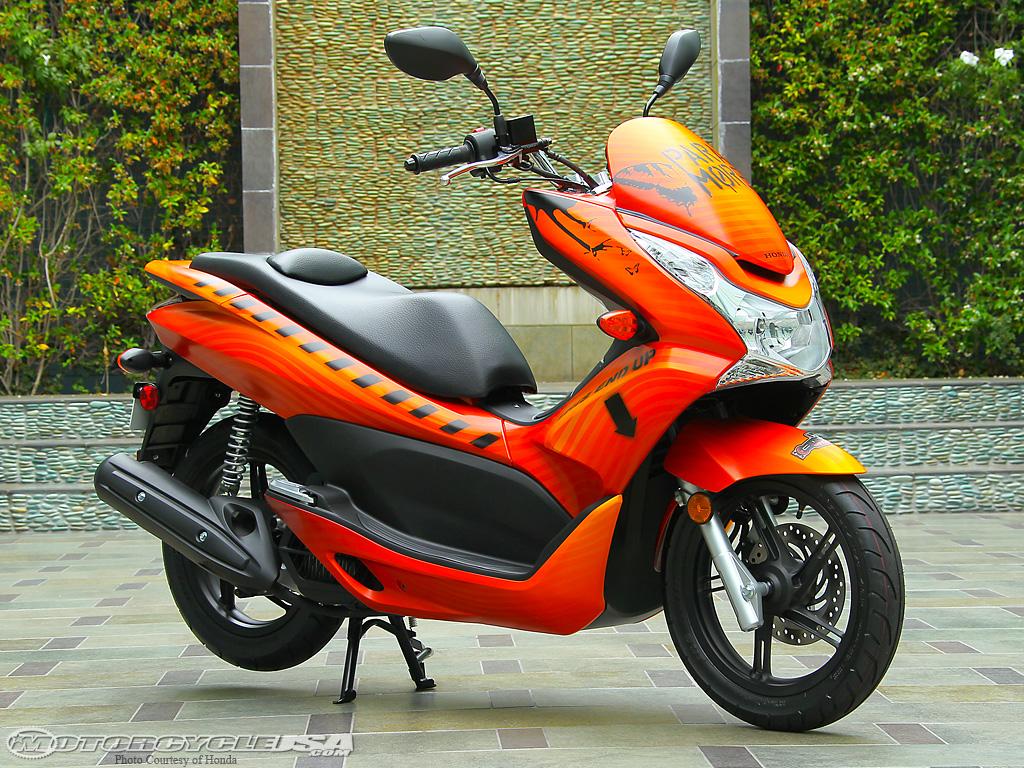 【本田pcx摩托车图片】本田摩托车图片大全 机车网