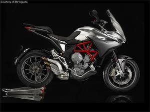 奥古斯塔Turismo Veloce 800摩托车