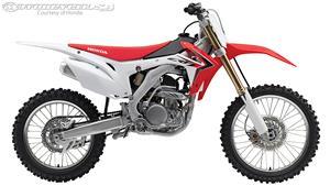 2014款本田CRF250R摩托车