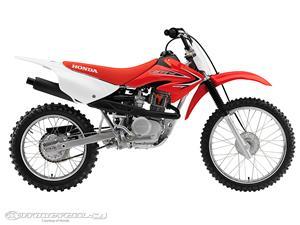 2012款本田CRF100F摩托车