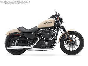 2014款哈雷戴维森Sportster - XL 883N Iron 883