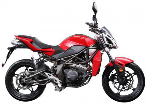 宗申ZS250GS-3摩托车