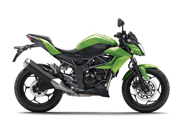 川崎Z250SL摩托车