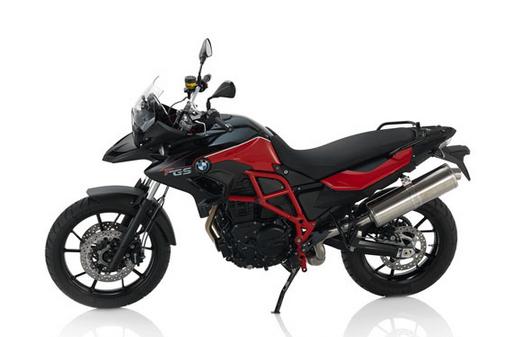 宝马F 700 GS摩托车