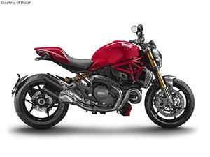 杜卡迪Monster 1200 S摩托车