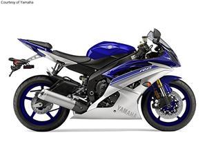 雅马哈YZF-R6摩托车车型图片视频