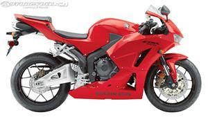 本田CBR600RR摩托车