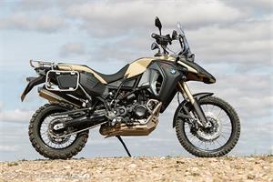 2014款宝马F800GS摩托车