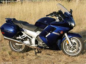 2005款雅马哈FJR1300