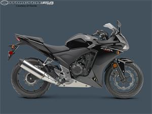 2013款本田CBR500R