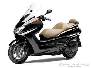 2012款雅马哈Majesty摩托车