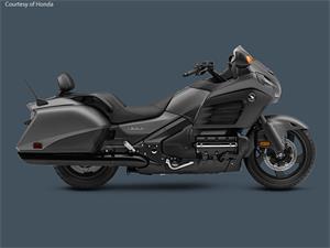 本田Gold Wing F6B Deluxe摩托车