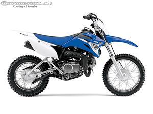 2014款雅马哈TT-R110E摩托车