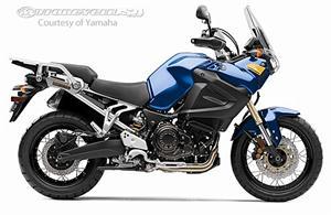 2012款雅马哈Super Tenere摩托车