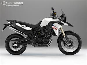 2013款宝马F800GS摩托车