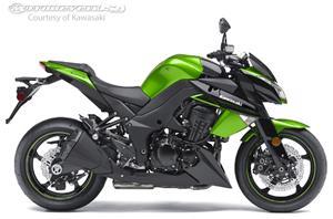 2011款川崎Z1000