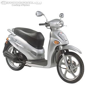 光阳People 150摩托车