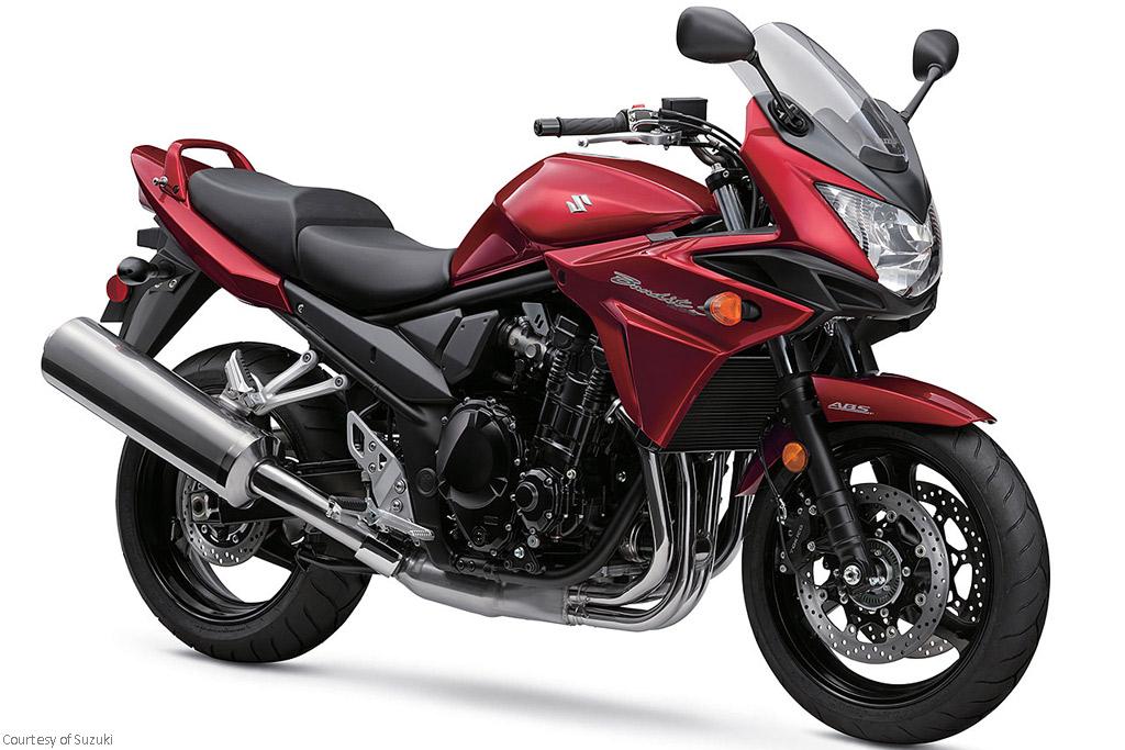 铃木Bandit 1200S ABS摩托车